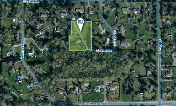 2.09 Acre Single Family Development Site