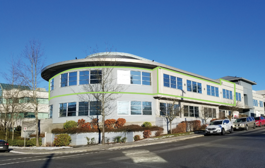 Professional Office Space in Abbotsford City Centre