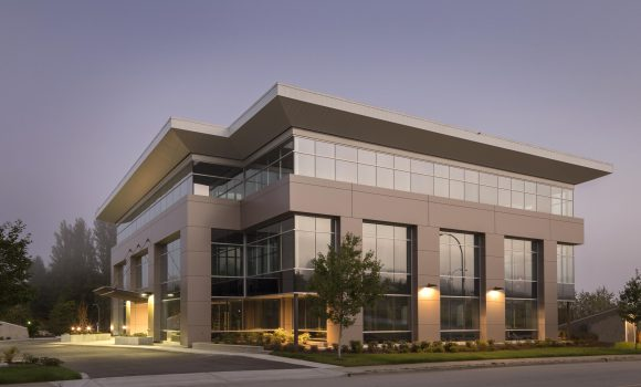 2,655 sf Strata Office Unit in the 200th Street Corridor