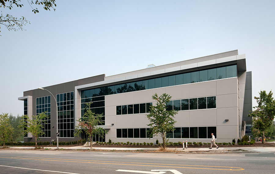 Strata Office Units Located In Langley's 200th Street Corridor