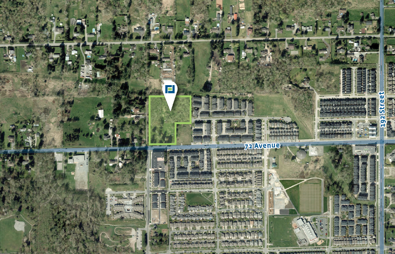 5.89 Acre Mixed-Use Development Site