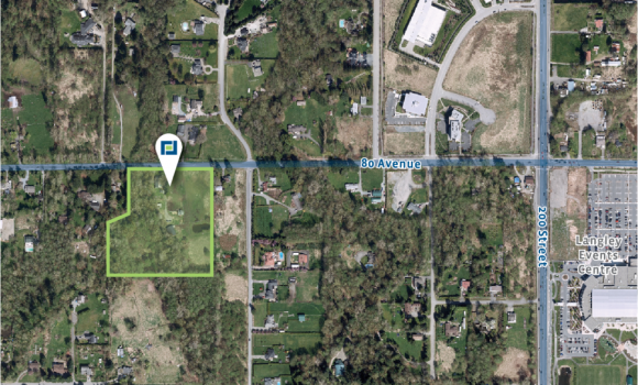 9 Acre Development Site in Willoughby