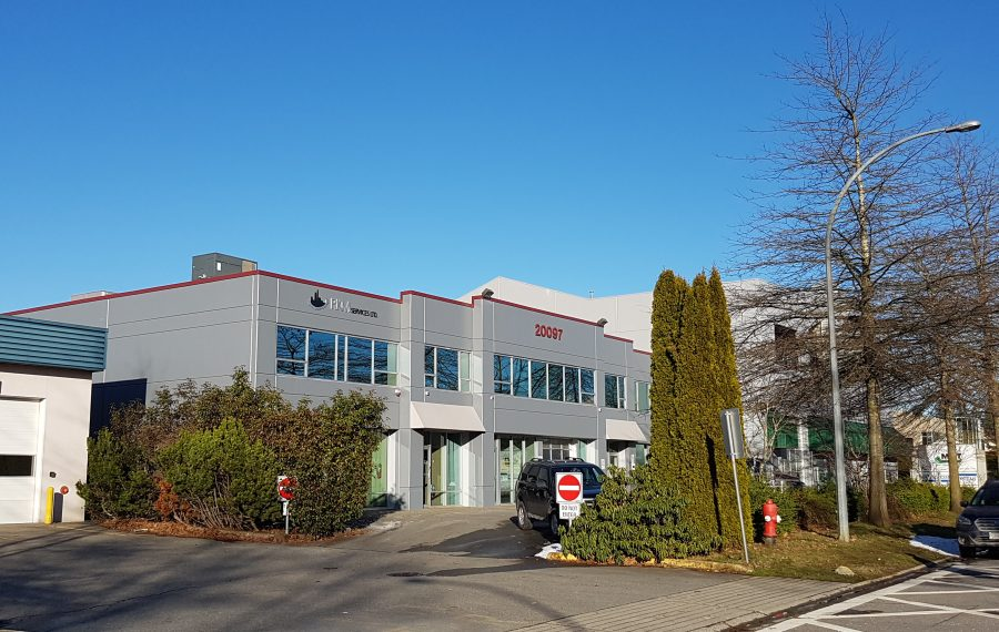 14,122 SF Service Industrial Facility in Port Kells