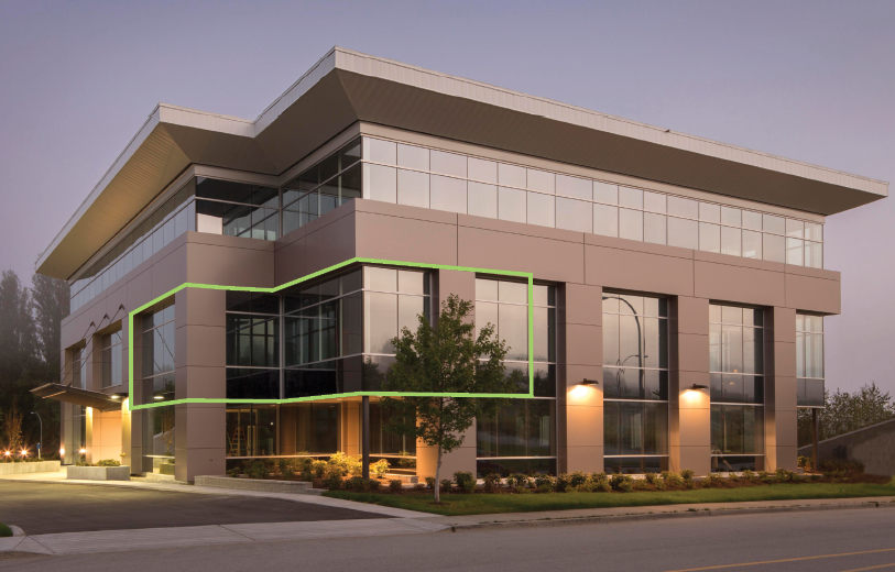 1,514 sf Professional Office in 200th Street Corridor