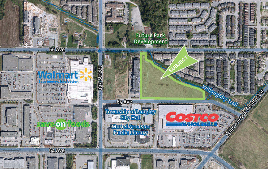 5.73 Acre Mixed-Use Development Site in Willowbrook