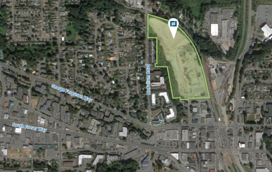 19 Acre Residential Development Site