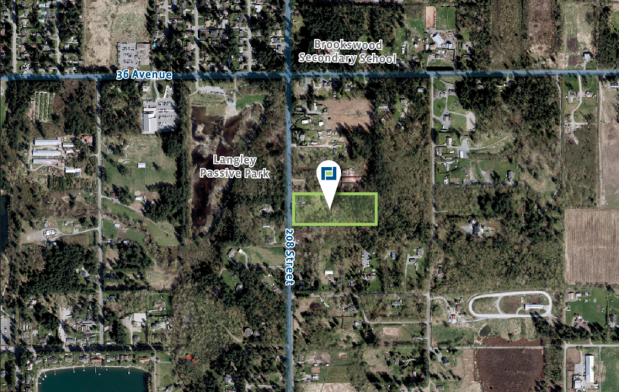 5.45 Acre Future Development Site in Brookswood