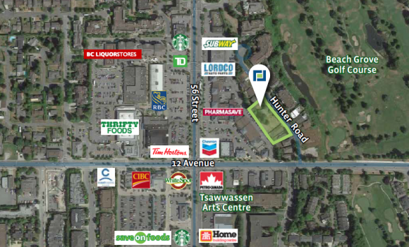 36,587 sf Multi-Family Development Site