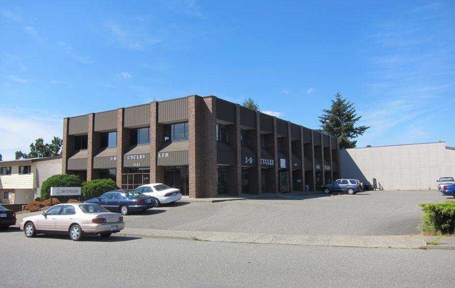 High Exposure Freestanding Building