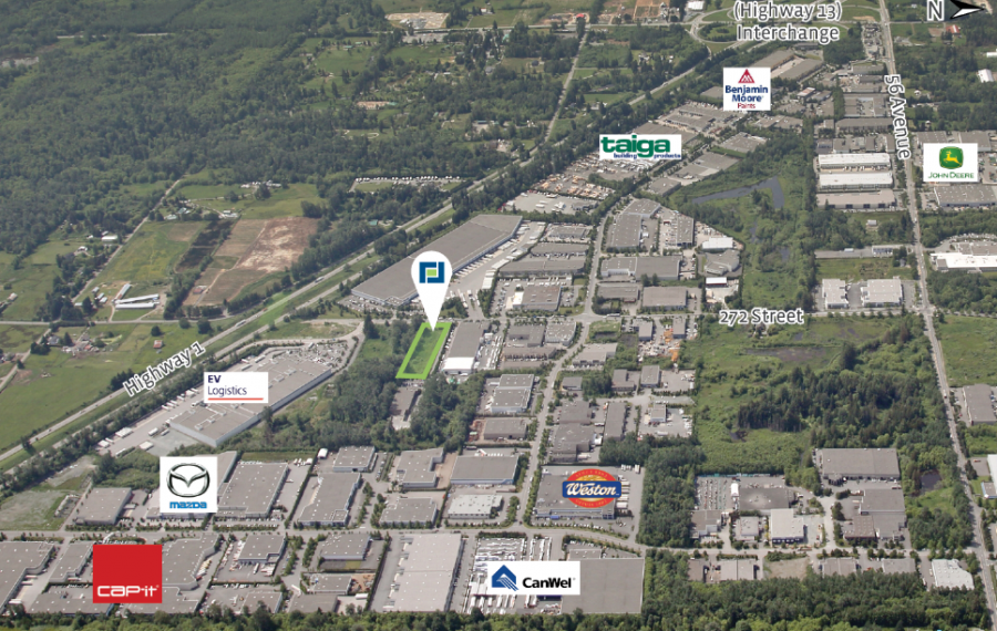 2 Acre Industrial Development Site in Gloucester