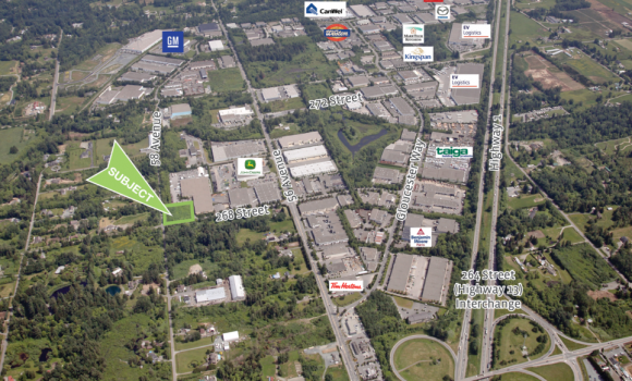 1.591 Acres of Industrial Land in Gloucester