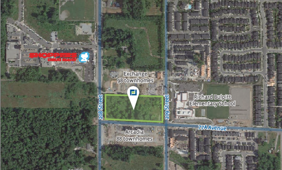 4.54 Acre Apartment Development Site in Yorkson