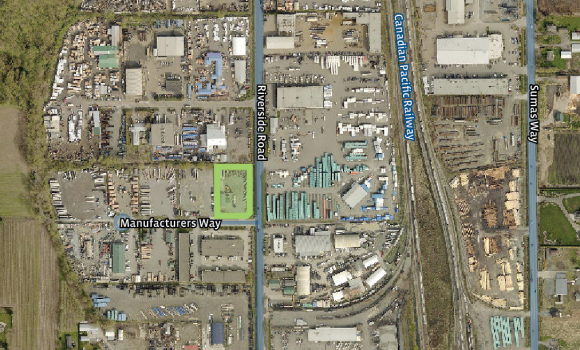 Low Site Coverage Industrial Building on 1.5 Acres
