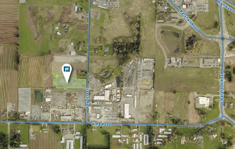 Build To Suit For 10,000 SF Industrial Facility