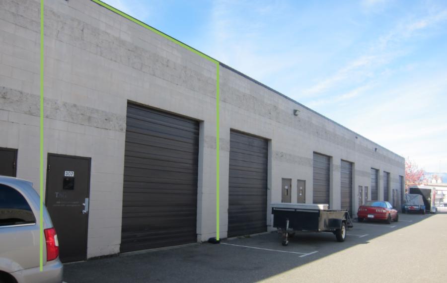 2,223 SF Industrial Unit in Port Kells