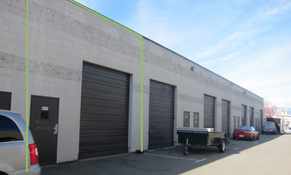 2,223 SF Industrial Unit in Port Kells