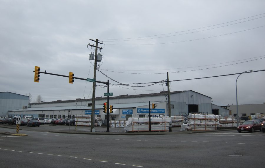 19,200 SF Industrial Facility in Langley City