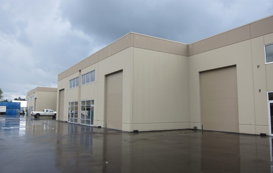 257,200 SF of Shell Warehouse Space