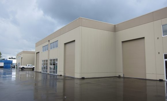 29,321 SF Warehouse With  Grade Loading