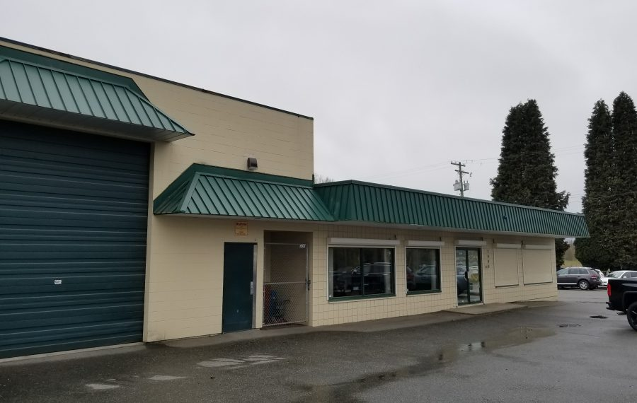7,850 SF Freestanding Commercial Building