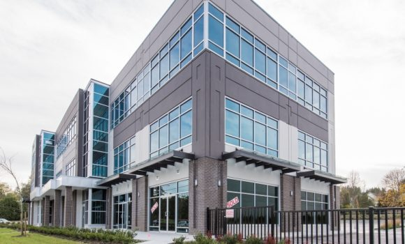 2,088 SF Strata Office Unit