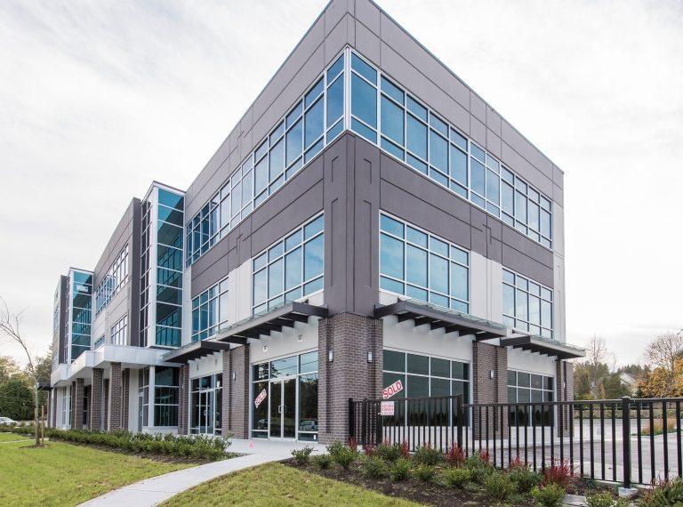 2,088 SF Strata Office Unit