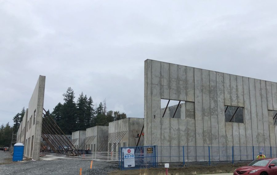 New Industrial Units in Campbell Heights