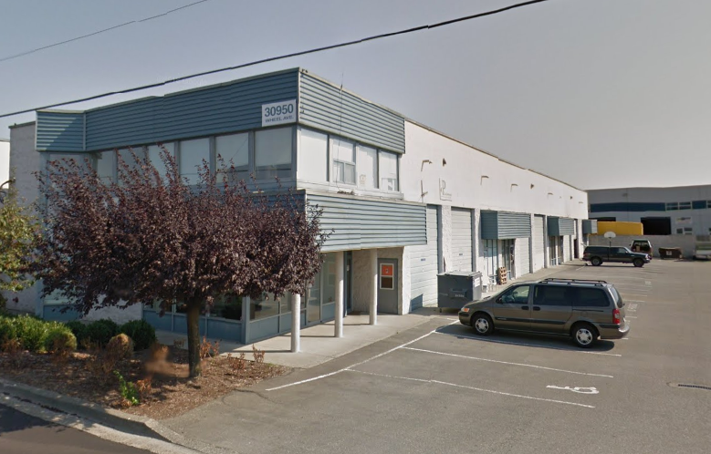 3,000 SF of Warehouse with Renovated Office Space