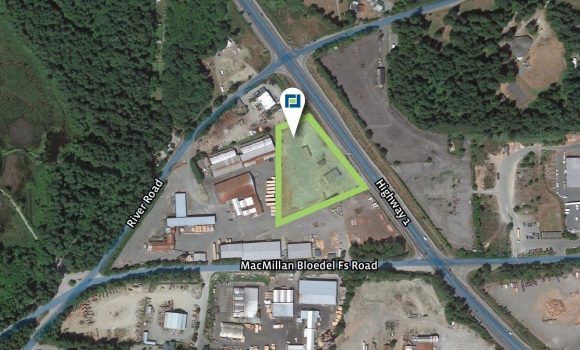 3.31 Acres of Heavy Industrial Land