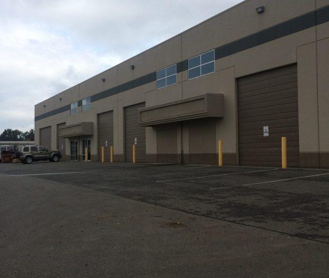 12,790 sf Warehouse in Peardonville