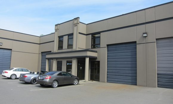 3,273 SF Strata Warehouse with Finished Office