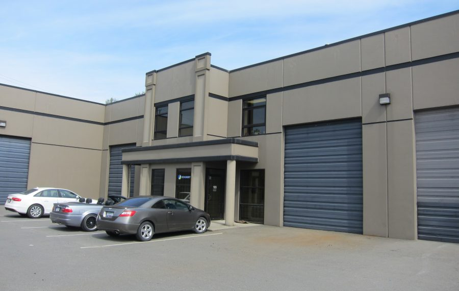 2,182 SF Industrial Warehouse