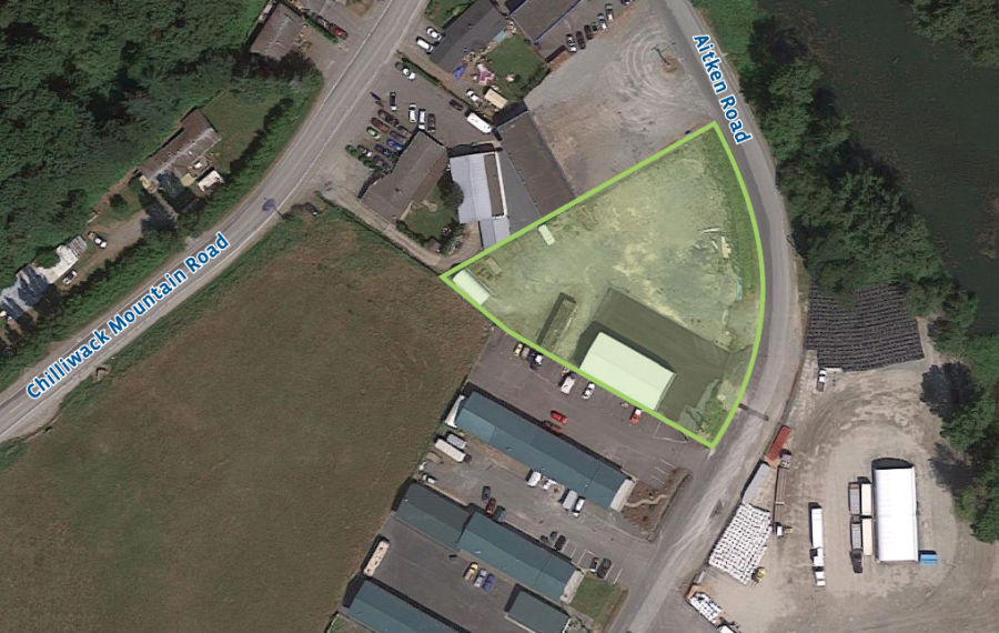 0.994 Acres of Industrial Land