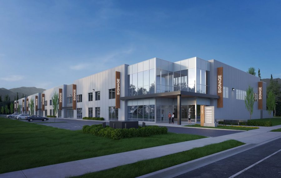 New Industrial Units For Sale in Campbell Heights