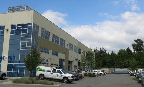 1,900 SF Strata Warehouse in Cloverdale