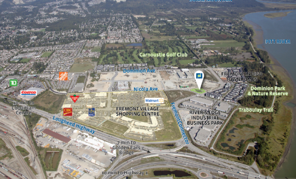 0.875 Acre Industrial Development Site