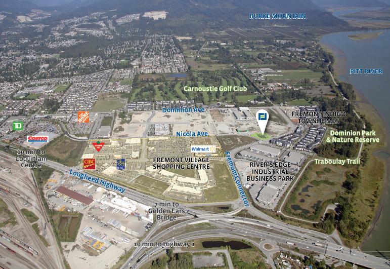 0.875 Acre Industrial Development Site