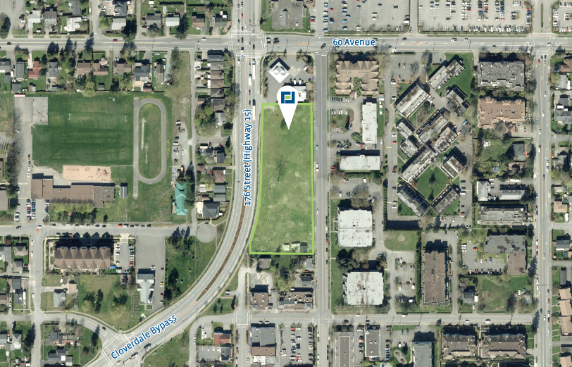 2.61 Acre Townhouse Development Site