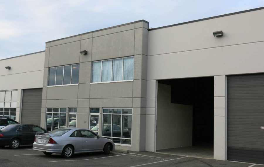Warehouse With Finished Office In Port Kells