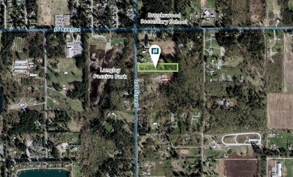 2.75 Acre Future Development Site in Brookswood