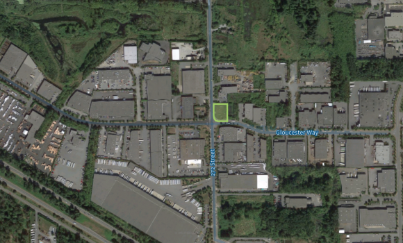High Exposure Industrial Lot in Gloucester