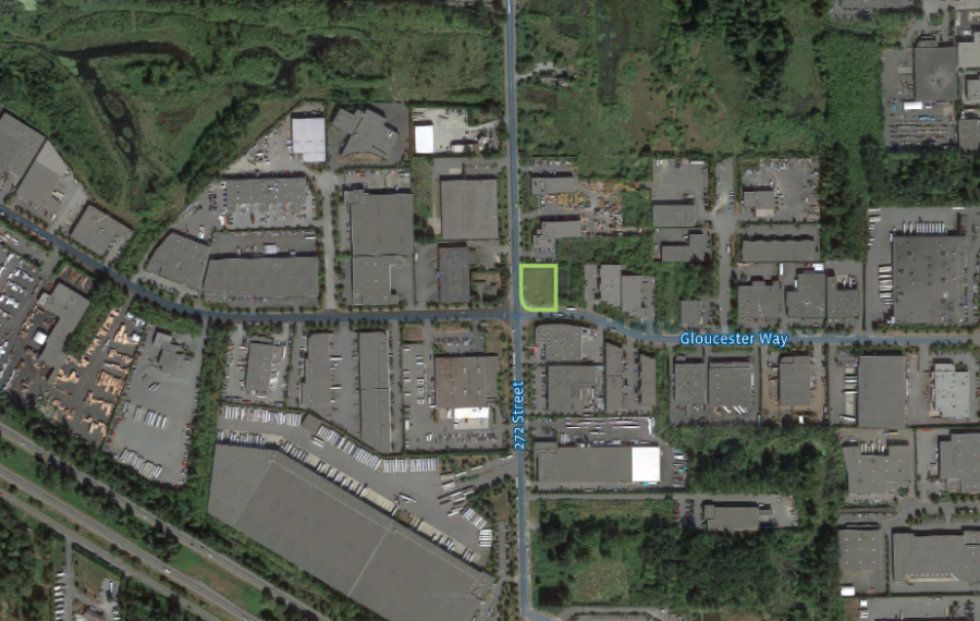 High Exposure Industrial Lot in Gloucester