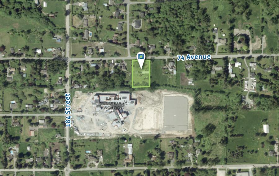 West Clayton Townhouse Development Site