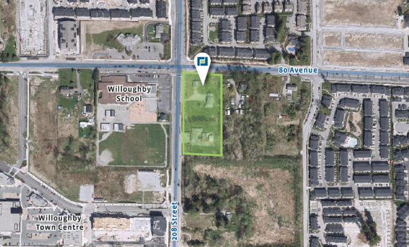 2.38 Acre Apartment Site in Yorkson