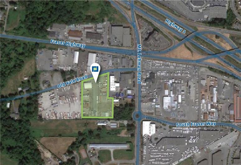 10,890 SF of Industrial Yard Space