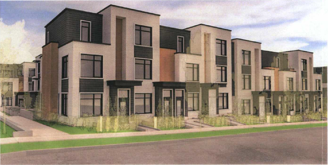 A rendering of the proposed Passive House development by 8th Avenue Developments and Cornerstone Architecture. Source: City of Coquitlam Report to Council