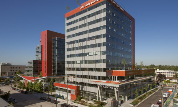 Shell Office Space In Surrey City Centre