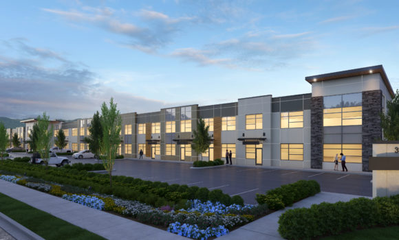 2,257 – 6,759 sf Industrial Strata Units In Campbell Heights