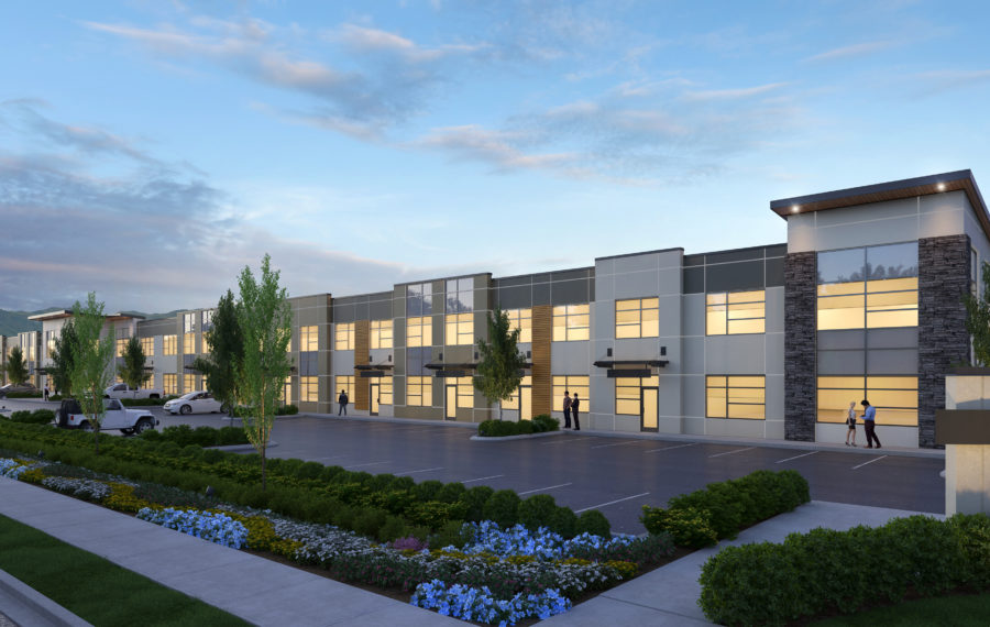 4,512 sf Industrial Strata Unit In Campbell Heights