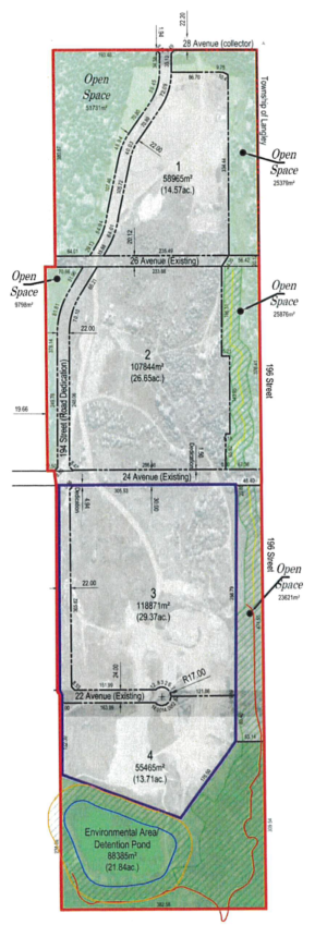 Campbell Heights East Site Plan